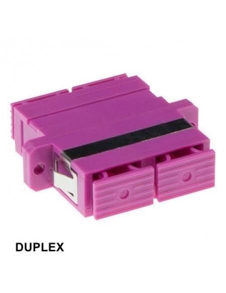 Adaptadores Multimodo MM-OM3-OM4 DUPLEX