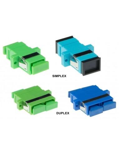 Adaptadores Monomodo Simplex-Duplex