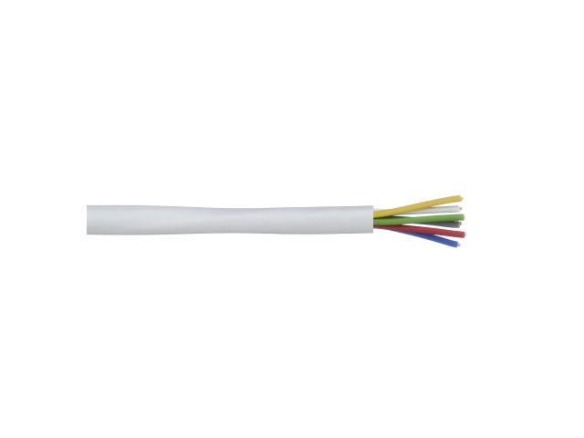 Cable telefónico portero con funda TCF04 4x0,2 CPR Euroclase Eca
