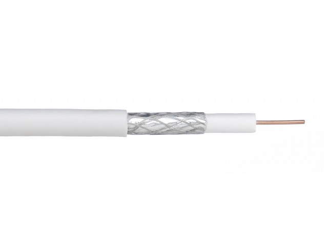 Cable coaxial TV GC 100 PLUS (RG 6) CPR Euroclase Eca
