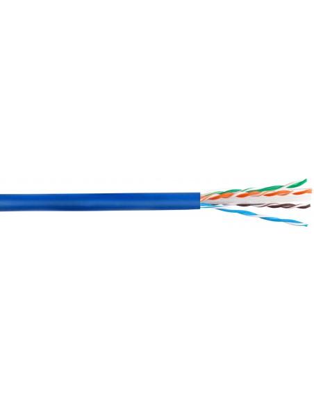 Cable datos UTP CAT 6 LH CPR Euroclase Eca
