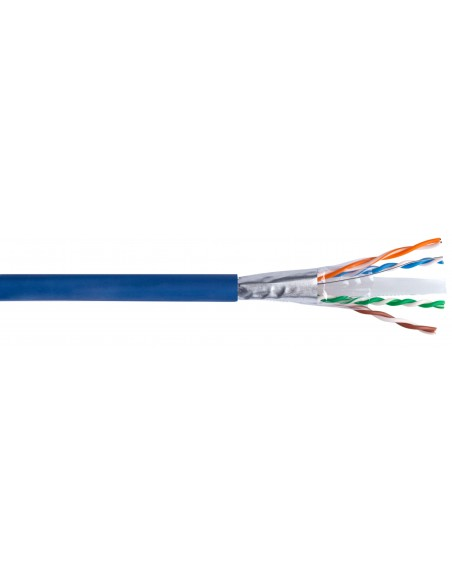 Cable datos FTP CAT 6 LH CPR Euroclase Eca