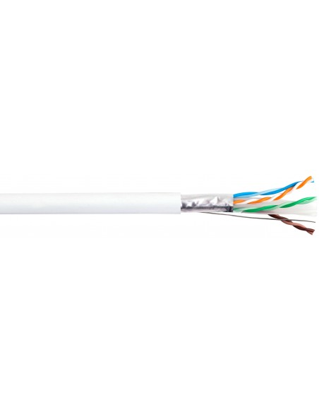 Cable datos FTP CAT 6 LH CPR Euroclase Dca