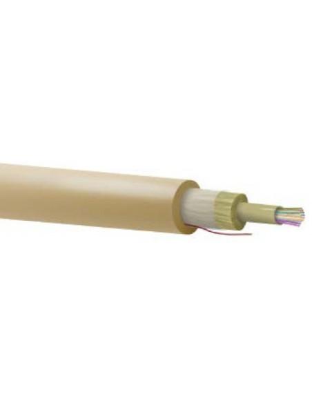 "fibra optica 8 hilos SM 250u"" monotubo flexible tipo riser"