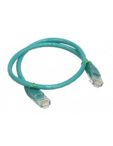 Latiguillos CAT 5E - UTP ó FTP - LSZH Verde Gescable