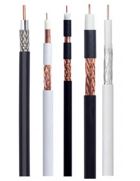Cables Coaxiales TV 75 Ω