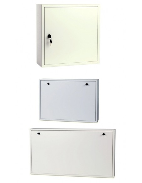 Armarios ATC (Tapa extraible), para superficie o empotrar con puerta de tapa extraible