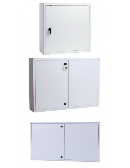 Armarios ABC (Puerta Bisagra), para superficie o empotrar con puerta bisagra