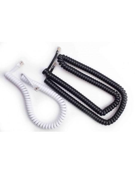 Cables rizados