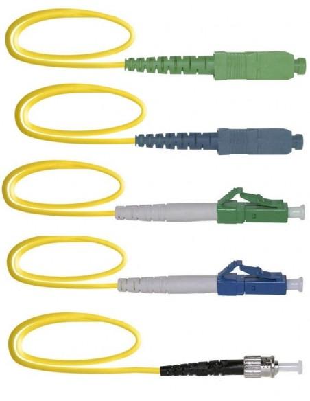 Pigtails de fibra óptica