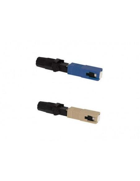 Connector fibra mecánico SC