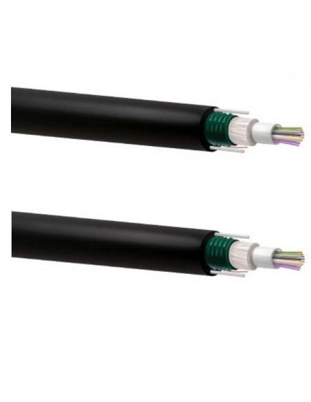 Fibra Óptica  Multimodo OM3-150 Holgadas monotubo LSZH-Interior/exterior