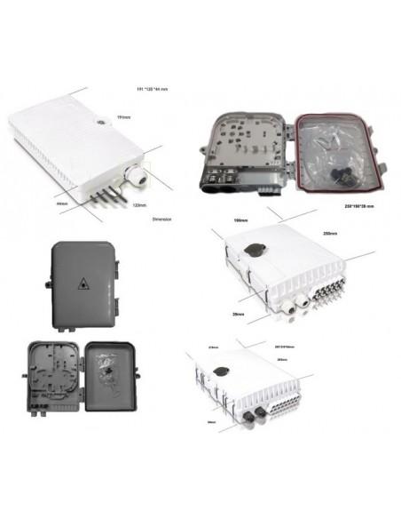 Caja de exterior IP-65 Fibra