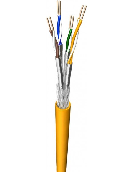 Cable S/FTP CAT 7A LSHF-FR DCA