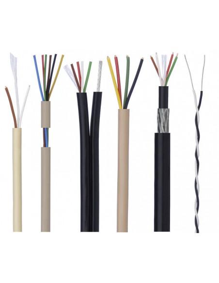 Cables Acometidas Interiores y Exteriores