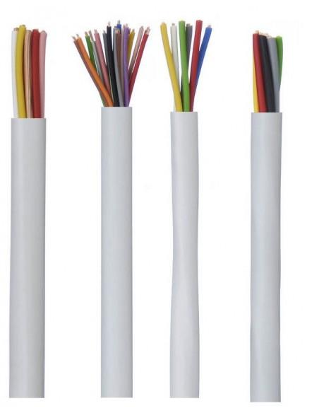 Cables portero con funda
